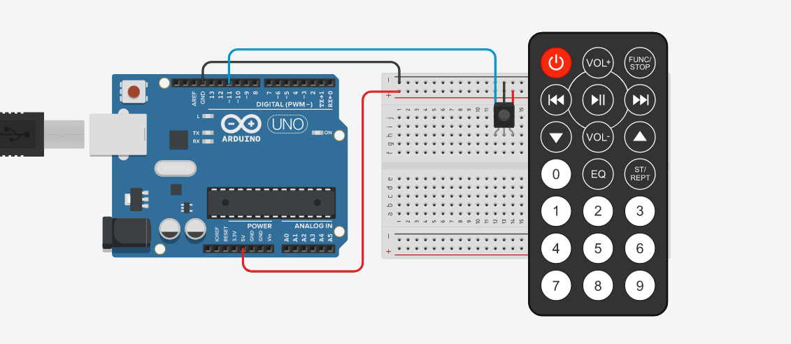 Finding the IR Codes of Any IR Remote Using Arduino - Hackster io