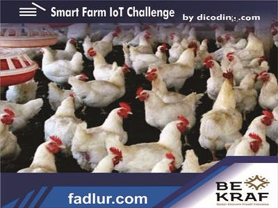 Smart Farm IoT Challenge