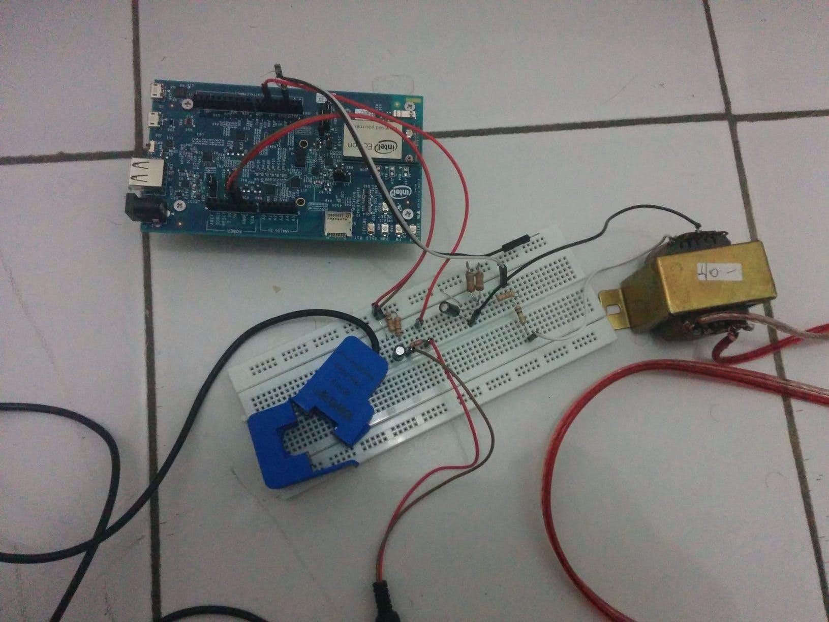 MonLis(Monitoring Listrik) Edison