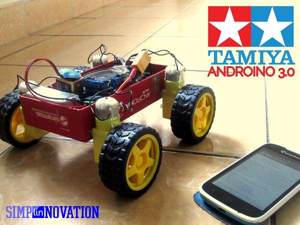 Tamiya Androino 3.0