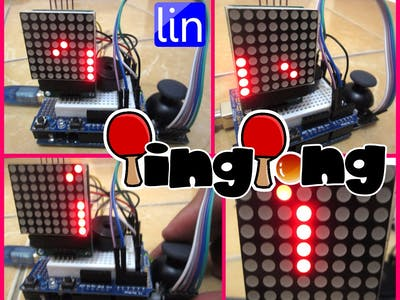 LED Ping-Pong