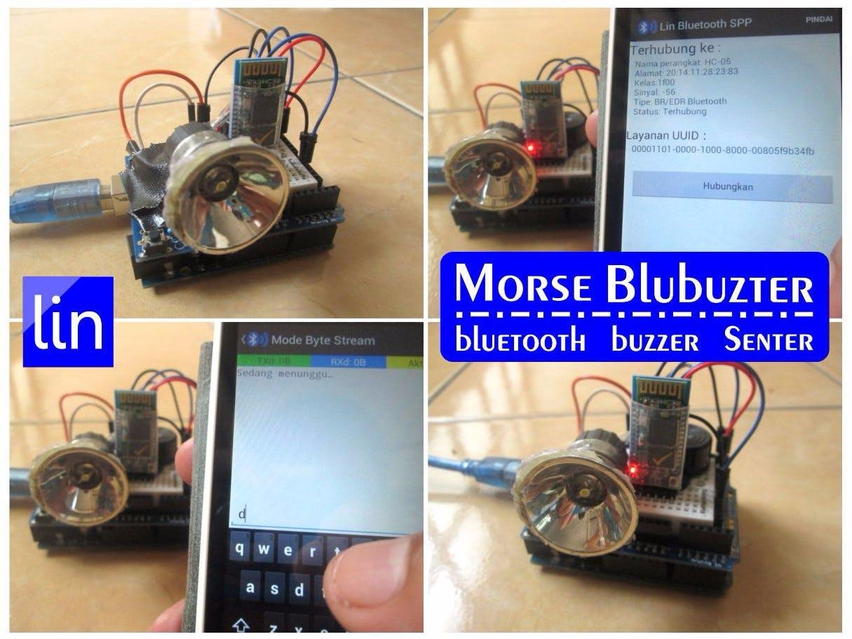 Morse Blubuzter