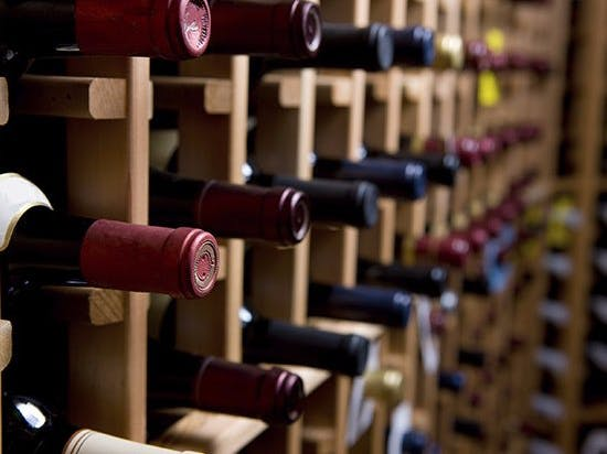 Automatic control of wine store