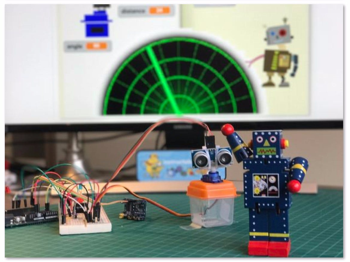 Electronic Playground With Arduino and Scratch 2