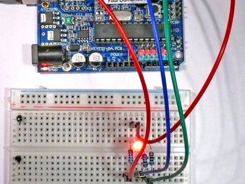 Using Common Cathode and Common Anode RGB LED with Arduino