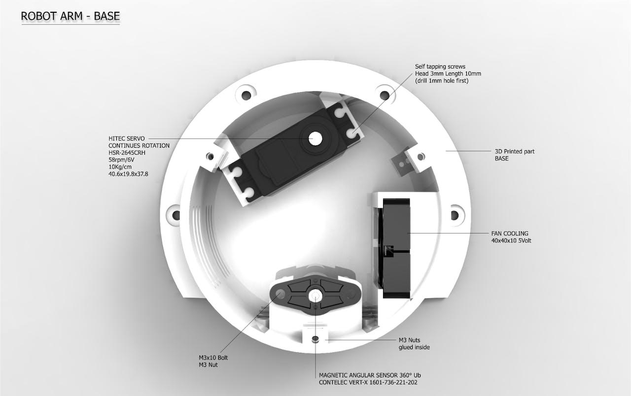 6DOF Robotic Arm - Arduino Project Hub