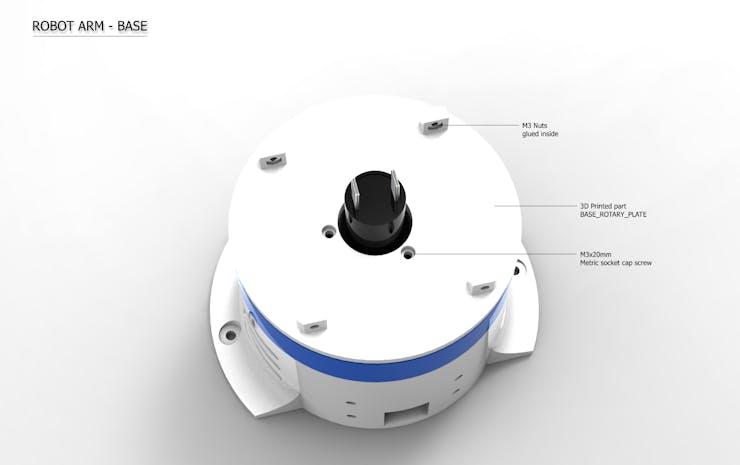 6DOF Robotic Arm - Hackster io
