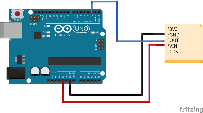 Coolest Motion Detection Sensor Ever - Arduino Project Hub