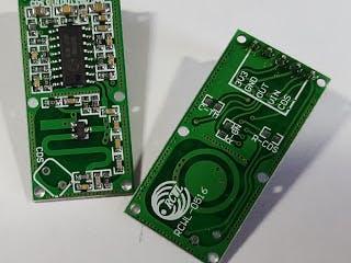 Coolest Motion Detection Sensor Ever Hackster Io