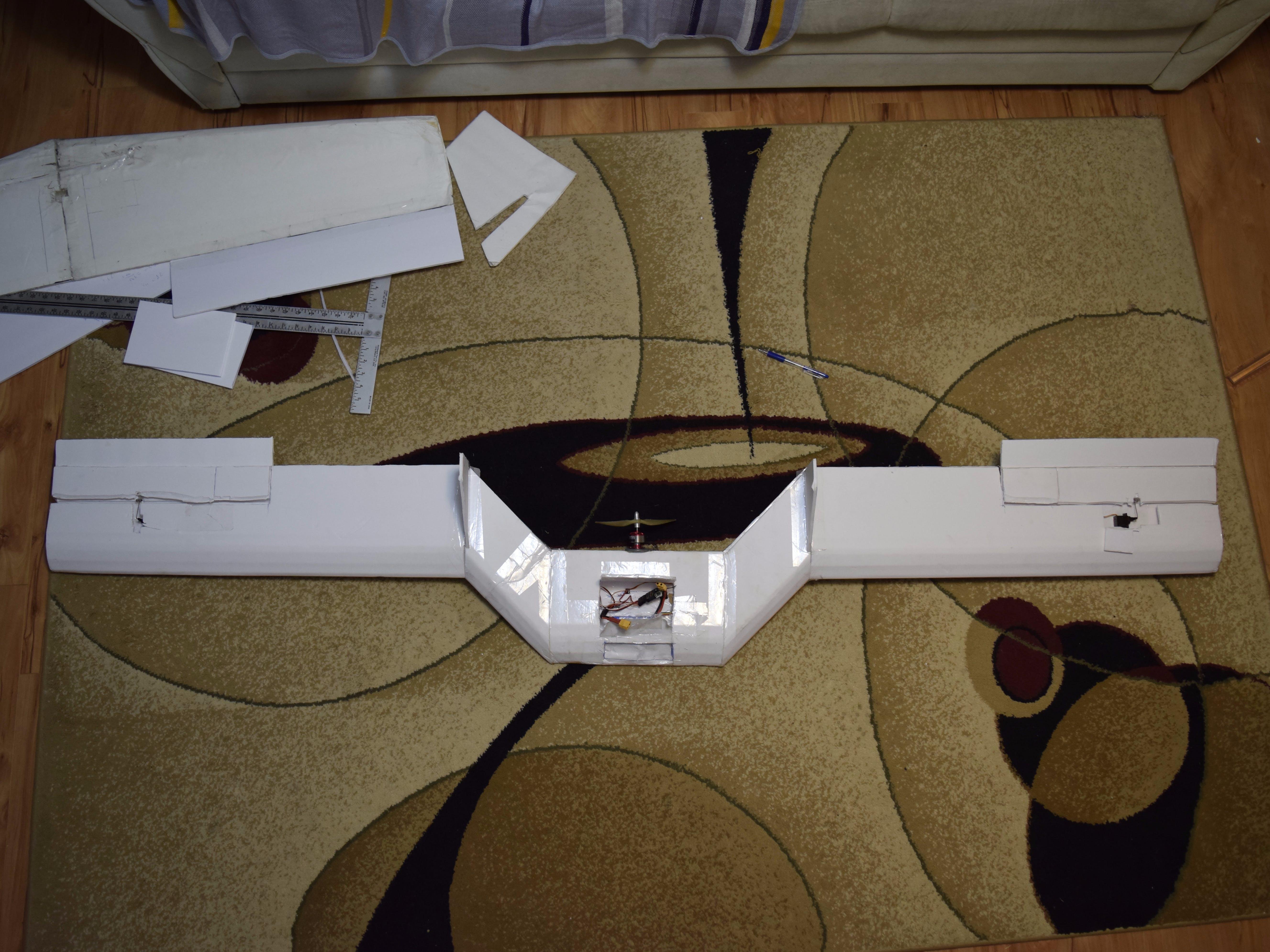Autonomous High Altitude Glider