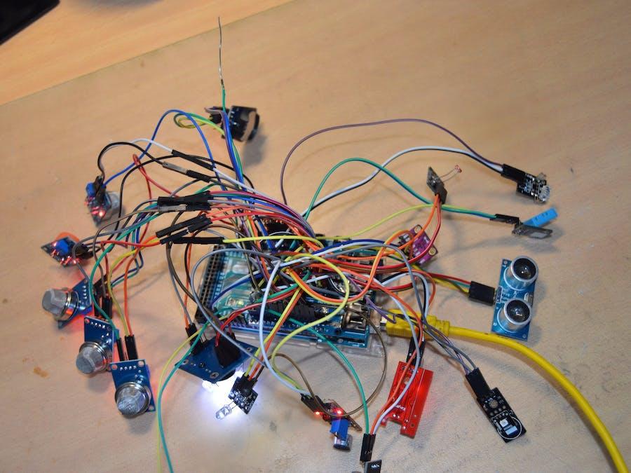 The Sensometer: 22+ Sensors