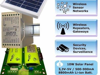 Solar UPS Power Supply