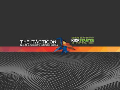 The Tactigon Accelerometer and LEDs Interaction
