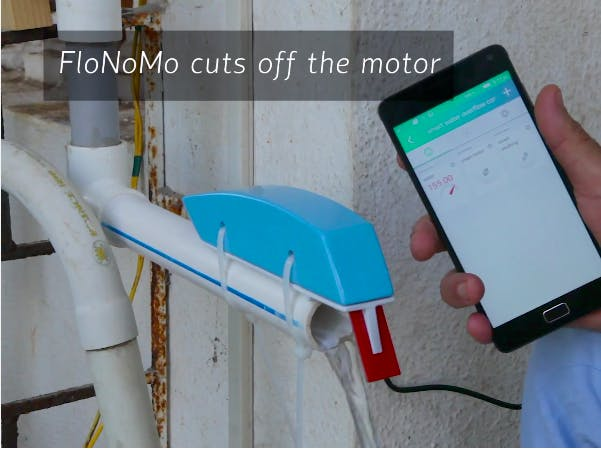 IOT Based Water Manangment Flownomo and D'Smart_Switch