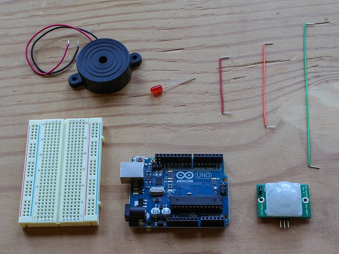 Secure Your Home with Arduino And Cayenne