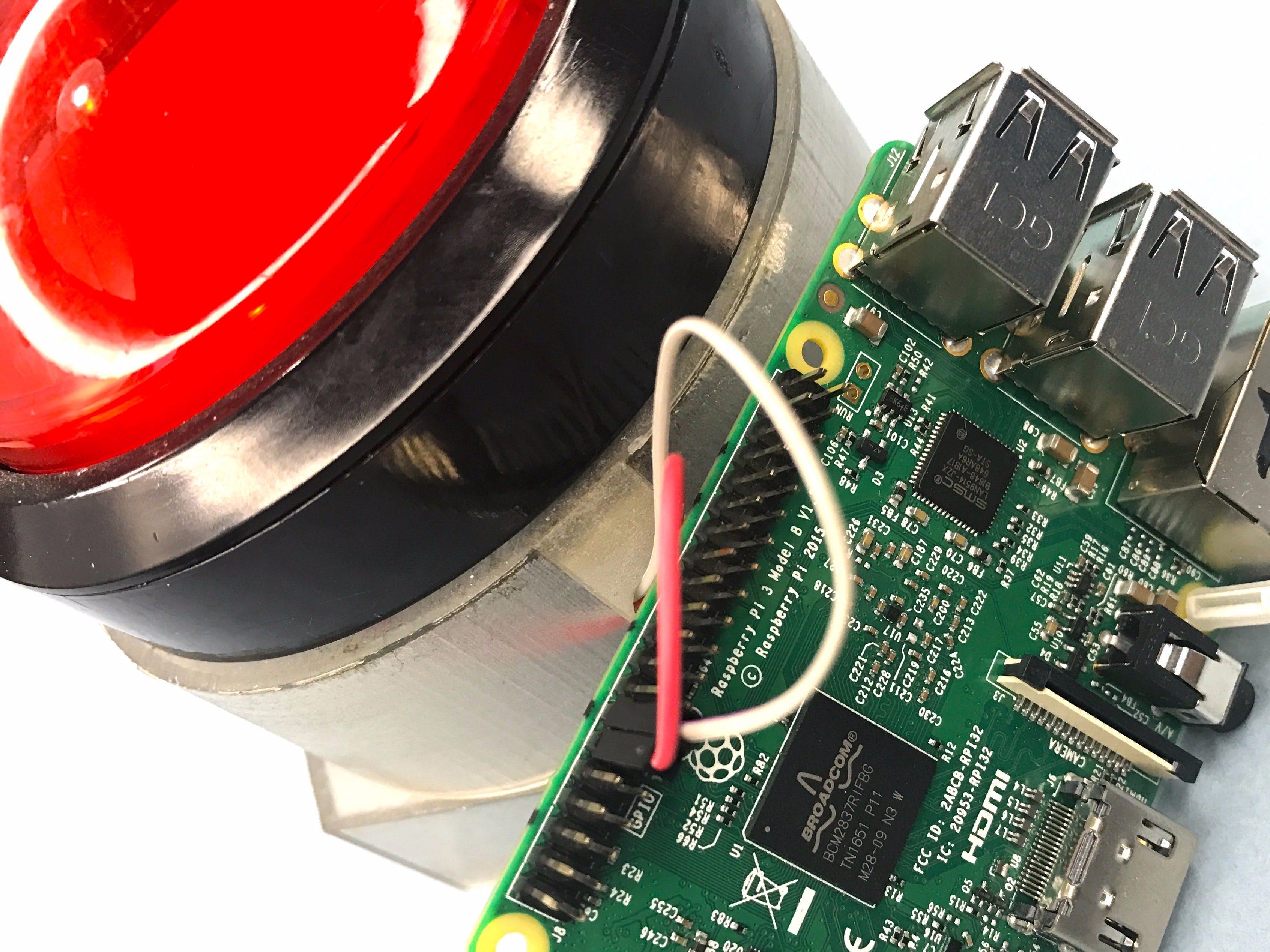 Raspberry Pi Shutdown / Restart Button