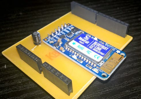 Upload a Sketch to an Arduino UNO with Bluetooth - Arduino Project Hub