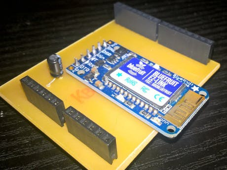 Upload a Sketch to an Arduino UNO with Bluetooth