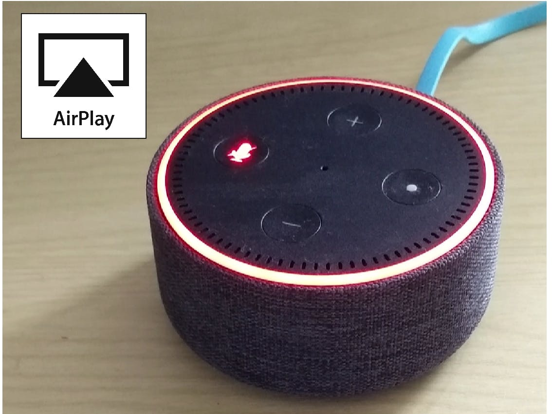 Stream Music Over Wi-Fi to Amazon Echo Through AirPlay
