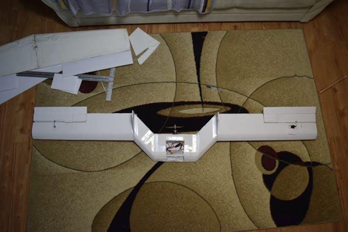 Tarik Agcayazi's Sequoia Glider