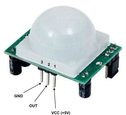 Motion Sensor (PIR)