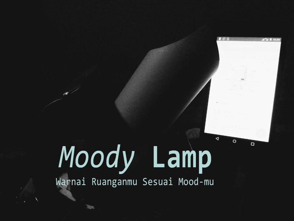 Moody Lamp