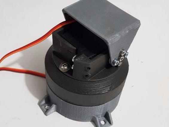Universal Camera Tilt/Rotate Mount