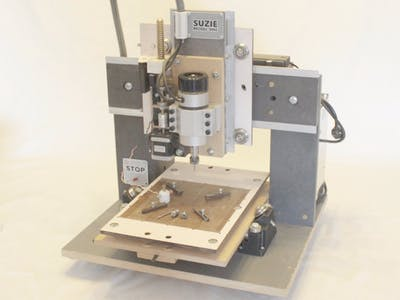 Suzie Model One - CNC Machine