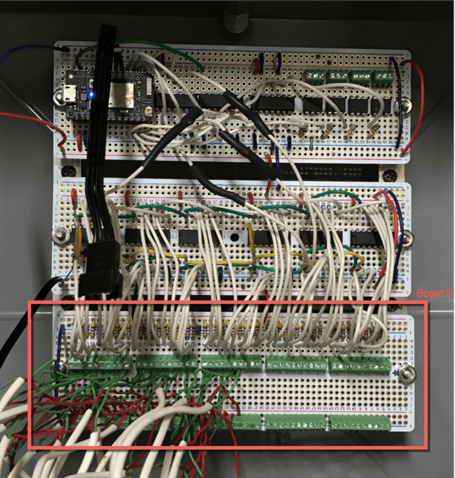 Particle Photon Based Security System With Alerting Todd Engineering Schematics