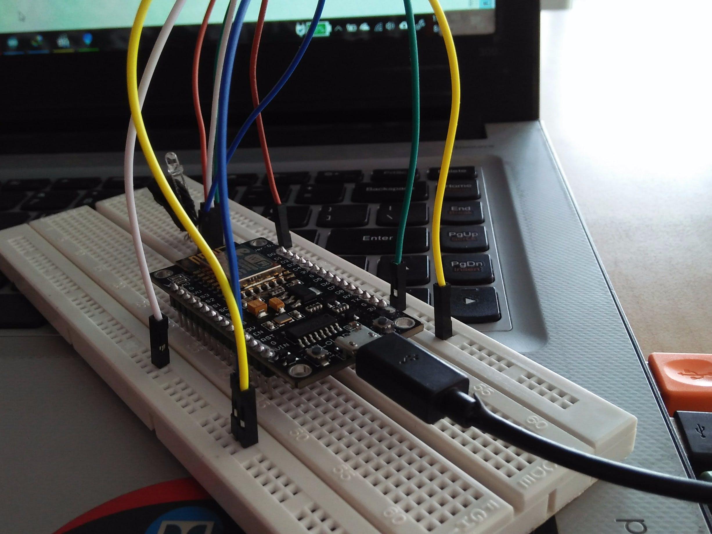 Savvy Home - Mengontrol Suhu sederhana Menggunakan PHP MySQL