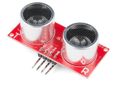 Getting Started with the HC-SR04 Ultrasonic sensor