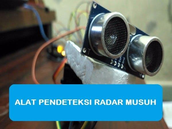 Alat Pendeteksi Radar Musuh