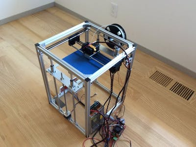 The Arduino 3d printer, Flyingbear P902