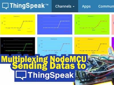 NodeMCU and ThingSpeak