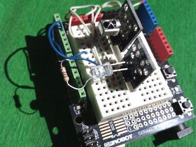 Arduino IR Universal RX/TX, but Different