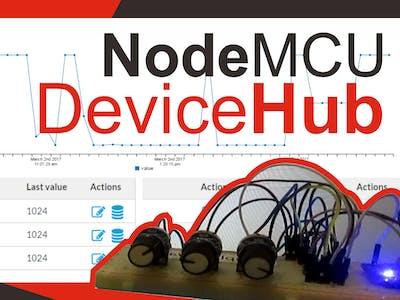 NodeMCU and DeviceHub.net