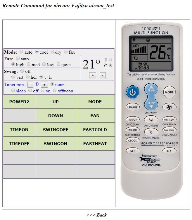 remote control replica
