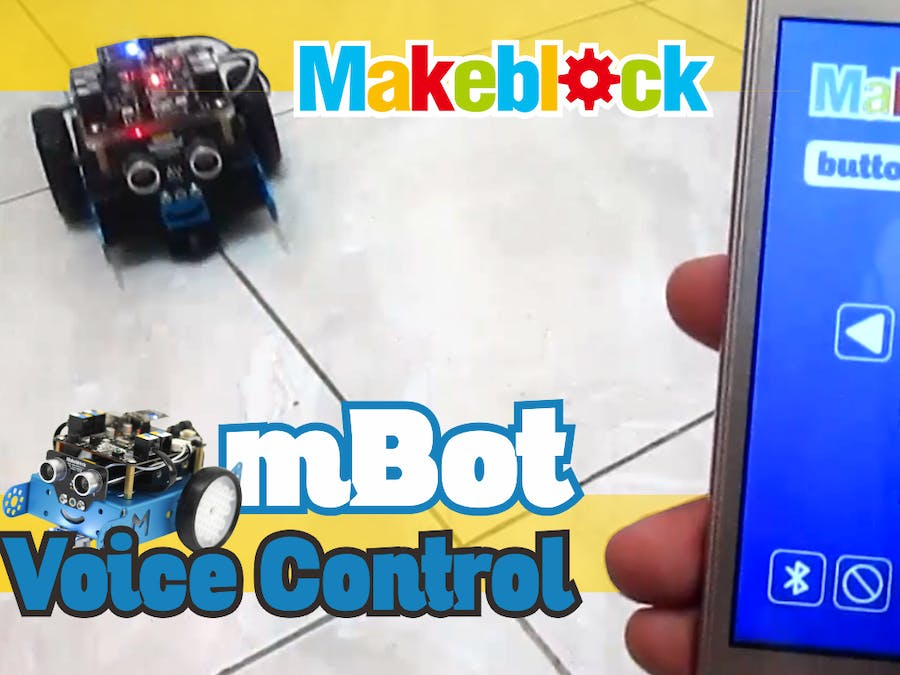 mBot Voice Controlled - Hackster io