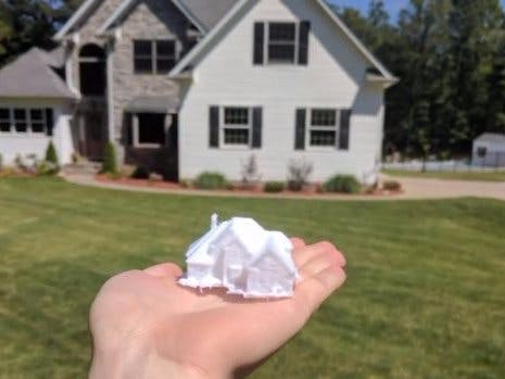 3D Print Your House!!!!!