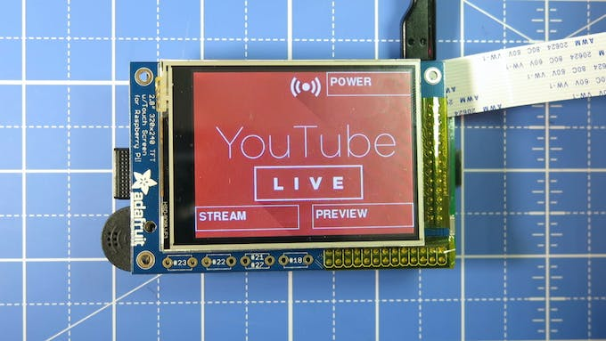 Ultimate YouTube Live Streaming Camera! - Hackster.io