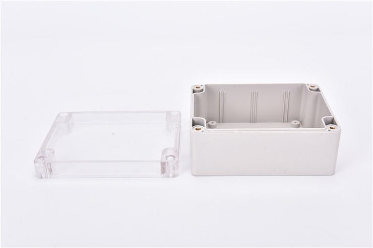 Waterproof Electronic Enclosure Case. Dimensions are great for Raspberry Pi.