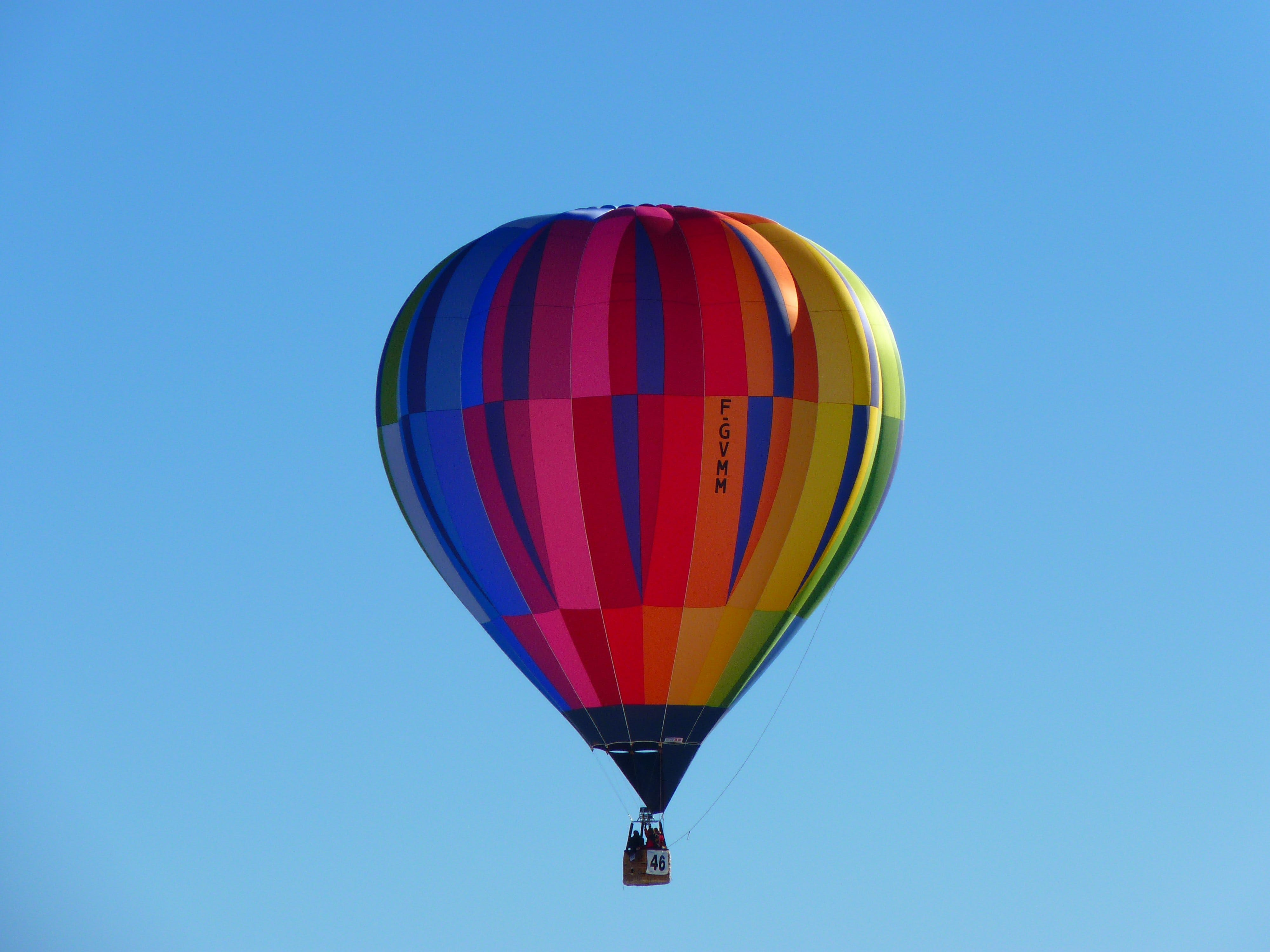 Hot Air Balloon or Weather Satellite Navigation System