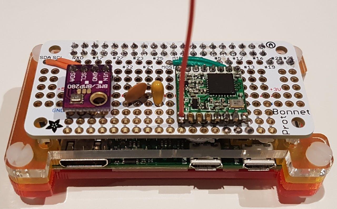 Rfm9x Raspberry Pi