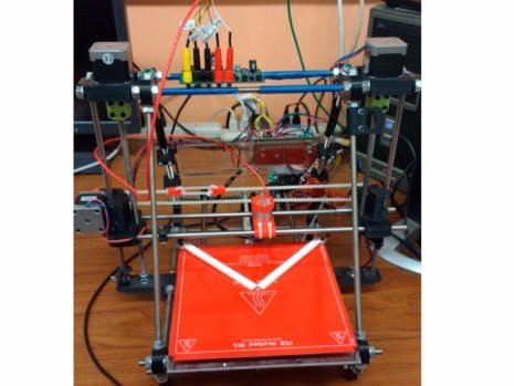 Automated Mapping Four-Point Probe
