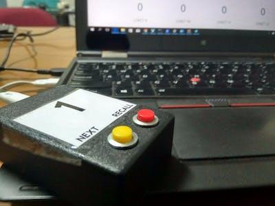 Mesin Antrian Menggunakan Raspberry Pi + NodeJS