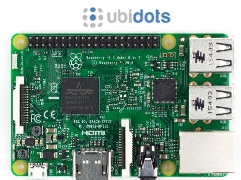 Test Your Internet Speed Using a Raspberry Pi + Ubidots