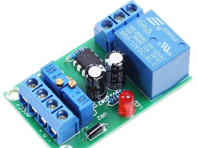 How to Use Battery Charging Power Control Board?