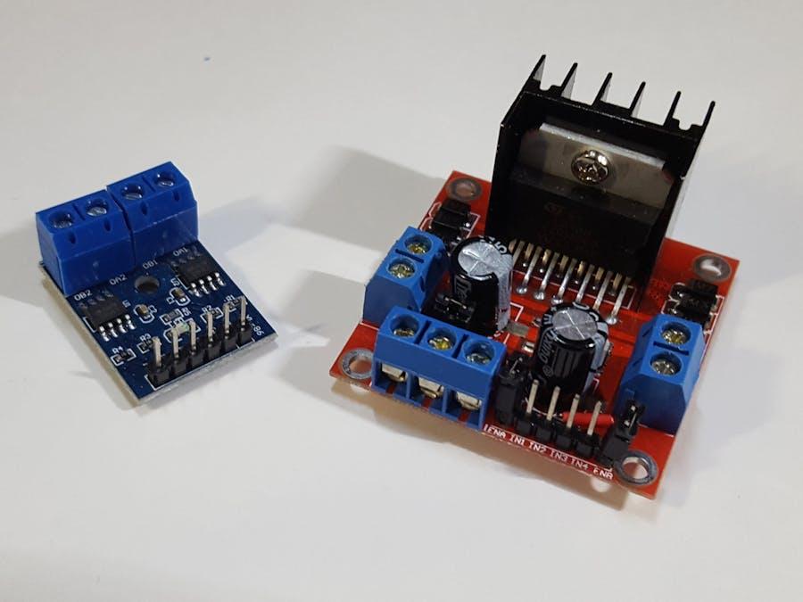 H-Bridge for Your Robot