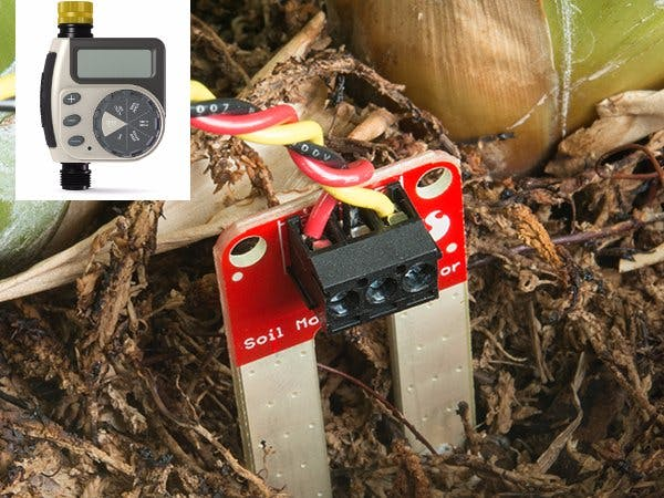 Soil Moisture Meter that Chirp