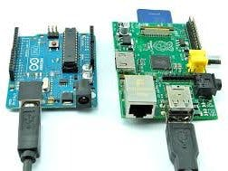 How to interface Arduino with RaspberryPi